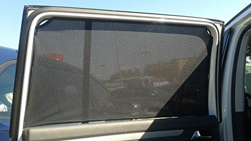 SHENDI Sonnenschutz - Magnetische Sonnenblende für VW Touran (2004-2015), 2 Stück