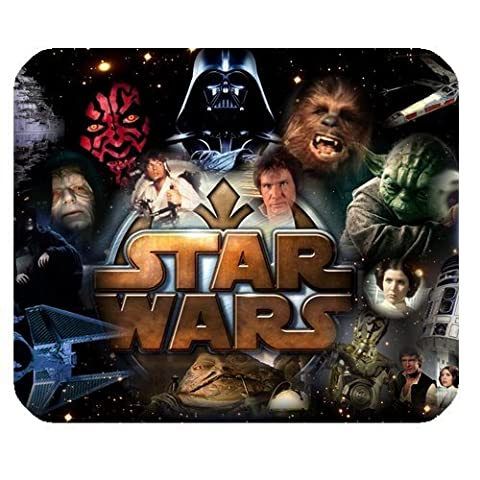 Star Wars TV Show Personalized Custom Gaming Mousepad Rectangle Mouse Mat / Pad Office Accessory And Gift Design-LL1202