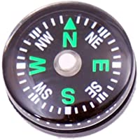 Dcolor 24 Brujulas Pequenas 20 mm para Kit de Supervivencia