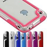 Seluxion - Housse Coque Etui Bumper rose pour Apple iPhone 3G/3GS