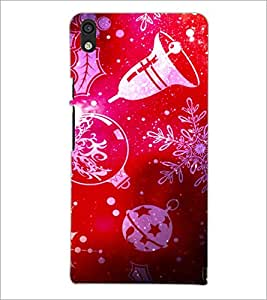 PrintDhaba Design D-4391 Back Case Cover for HUAWEI ASCEND P6 (Multi-Coloured)