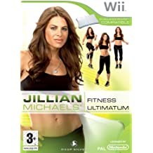 Jillian Michaels' Fitness Ultimatum 2009 (For Balance Board) /Wii