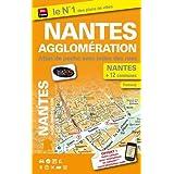 Nantes agglomération : Atlas de poche avec index des rues