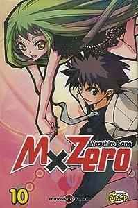 MxZero Edition simple Tome 10