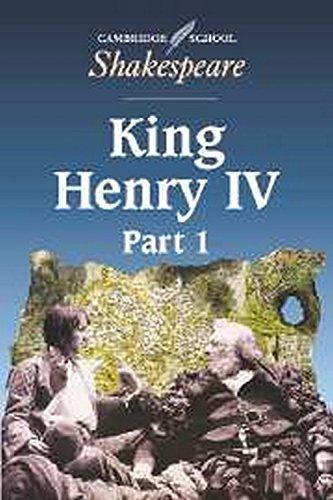 King Henry IV, Part 1 (Cambridge School Shakespeare) (Pt. 1) by William Shakespeare (1999-01-28)