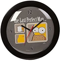 Homer Simpson Clock The Perfect Man