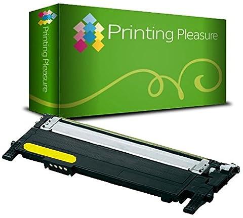 CLT-Y4092S Jaune Toner Laser compatible pour Samsung CLX-3170, CLX-3170FN, CLX-3170FW,