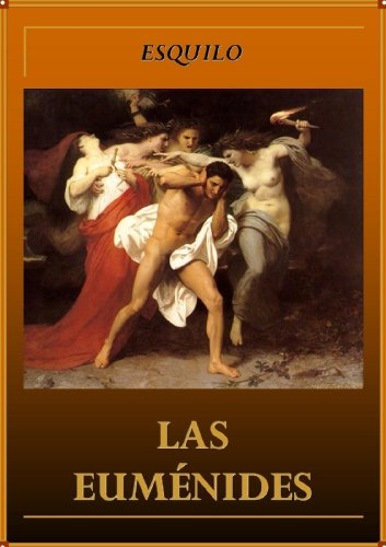 Las Euménides (La Orestíada nº 3)