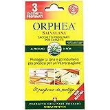 Orphea Salvalana, Sacs parfumés pour tiroirs, au parfum de fleurs–6boîtes de 3pièces de 10g [18pièces, 180g]