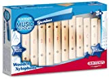 BONTEMPI-XLW 12-instrument de musique-Xylophone corps et plaques bois