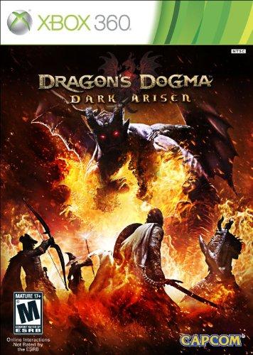 Dragons Dogma: Dark Arisen - 360-dragon Dogma Xbox