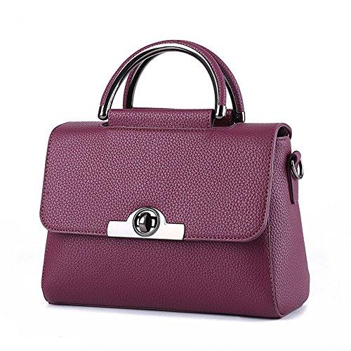 sotica-women-leather-shoulder-bags-handbag-casual-female-cross-body-bag-dark-purple