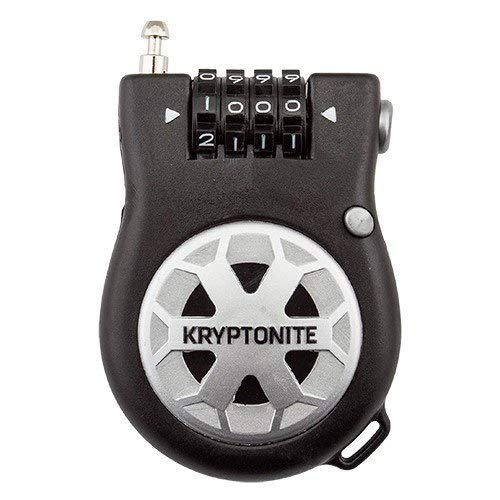 Kryptonite (280187 ANTIRROBO R2 Pocket Retractor Combo Cable (2,4x900)