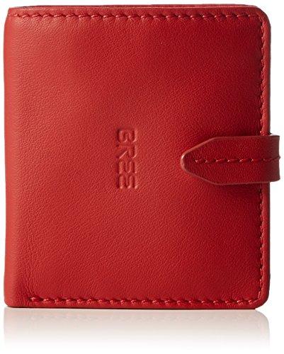 BREE Unisex-Erwachsene Liv 127 Geldbörsen Rot (red 150)