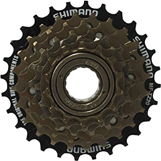 (PK) 2013 Shimano Tourney Freewheel Black 14 - 28t