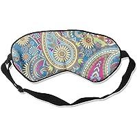 Paisley Pattern 99% Eyeshade Blinders Sleeping Eye Patch Eye Mask Blindfold For Travel Insomnia Meditation preisvergleich bei billige-tabletten.eu