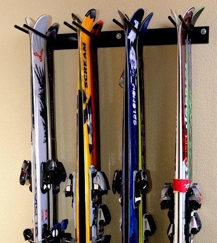 Rough Rack 4-8 Ski & Snowboard Rack by Rough Rack -