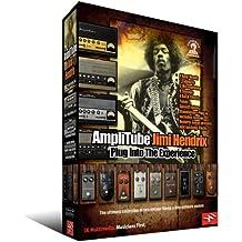 Informatique musicale IK MULTIMEDIA AMPLITUBE JIMI HENDRIX EDITION Modélisation ampli guitare