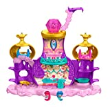 Shimmer and Shine DTK59 Teenie Floating Genie Palace Playset, Various Colours