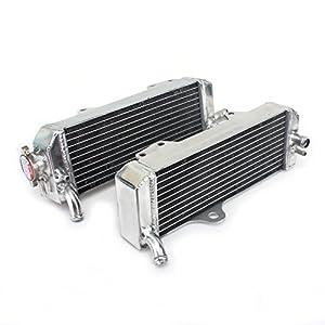 tarazon moto refrigeración enfriador de agua PC para XR650R XR 650R 2000–2007