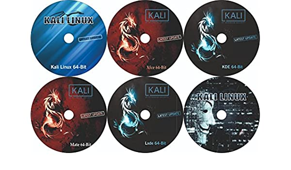 Kali Linux 32 Bit + Kali Linux Kde 64 Bit+ Kali Linux Mate