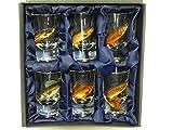 6-teiliges Schnaps Gläser Set