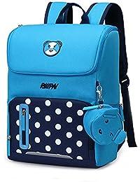 Preisvergleich für Kinderrucksack Schule Tasche für Jungen Mädchen Kleinkinder Kindergartentasche