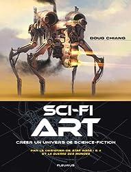 Sci-fi Art : Créer un univers de science-fiction