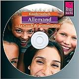 Reise Know-How AusspracheTrainer Allemand (Deutsch, französische Ausgabe) (Audio-CD): Das ganze Buch auf CD-ROM plus Aud