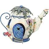 Braun & Ginger Secret Garden Fairy Ornamente mit Miniatur-, Garten, Dekoration