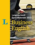 Langenscheidt Sprachkalender 2015 Business English - Kalender