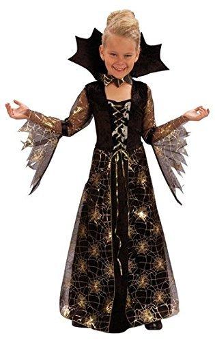 Vampir Kostüme (Spinnenkönigin Kostüm für Kinder