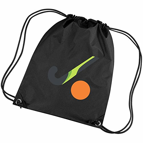 Apparel Printing Emoji Field Hockey Stick And Ball Gym Bag a6ff64ebf7a6d