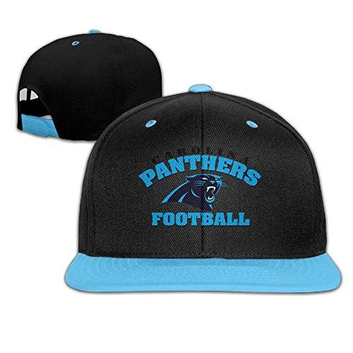 Harriy Carolina Panther Team Jungen Sun Schutz Baseball Cap Snapback Cap Rot, Jungen, Königsblau