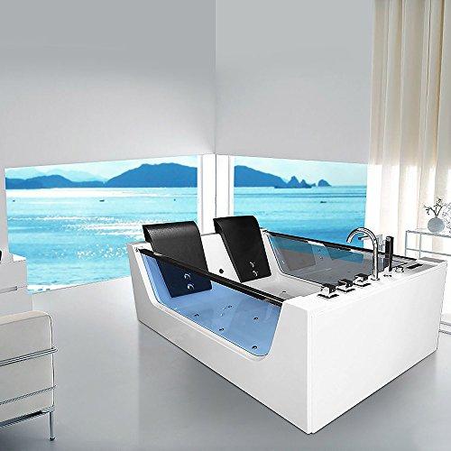 Home Deluxe Atlantic XL Whirlpool, inkl. komplettem Zubehör - 2