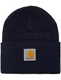 a88469cc5f6d99 Carhartt WIP Damen und Herren Hat Winter Strickmütze Unisex Beanie Mütze  mit…