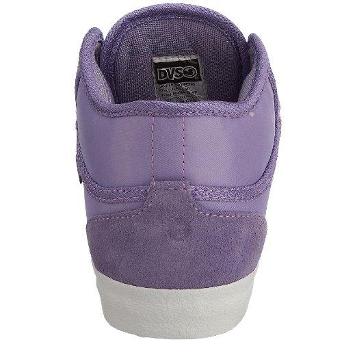 DVS Shoes RANA HI D/SG/RANA HI SP, Damen Sportschuhe - Skateboarding Türkis (Prpl)