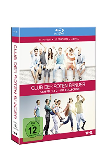 Staffel 1+2 Collection [Blu-ray]