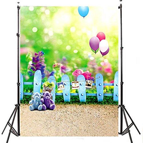 rchen Kinder Kulisse Fotografie Bildhintergrund Backdrops Hintergrund Foto Props für Studio od. Party ()
