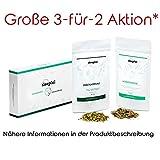 Abendtee -Einschlafrituale | Morgentee -Morgenenergie | Biorhythmus Set | Gute Nacht Tee lose | 21 Tages Kur | Entwickelt & hergestellt in Deutschland
