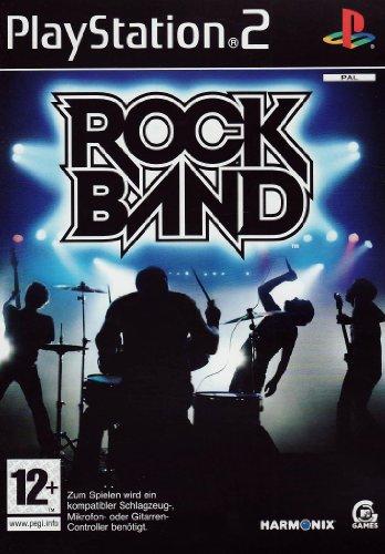 Rock Band [PEGI] - Band Rock Ps2