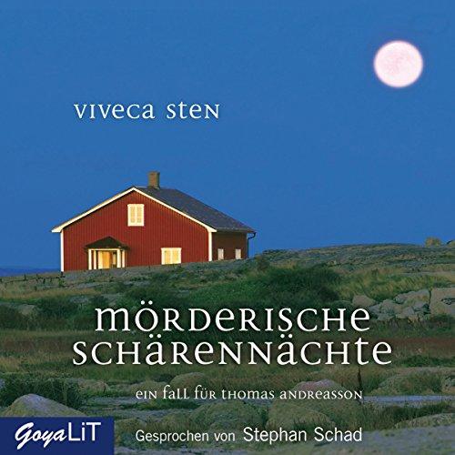 Buchseite und Rezensionen zu 'Mörderische Schärennächte (Ein Fall für Thomas Andreasson)' von Viveca Sten