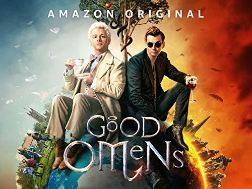 Good Omens - Season 1 [OV/OmU] (4K UHD)