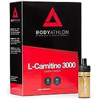 L-Carnitin Liquid 3000 mg, 20 Ampullen, L-Carnitine flüssig hochdosiert