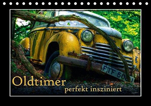 ziniert (Tischkalender 2018 DIN A5 quer): Bilder verschiedener, teils ausgedienter Oldtimer (Monatskalender, 14 Seiten ) (CALVENDO ... [Kalender] [Apr 07, 2017] Adams, Heribert ()