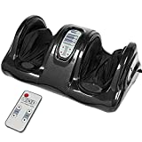 Sterling Arg Kneading And Rolling Foot Massager Pain Relief Machine With Remote (Black)