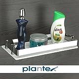 #9: Plantex High Grade Multipurpose Kitchen / Bathroom shelf / Rack / Bathroom Accessories (18 x 6 in)