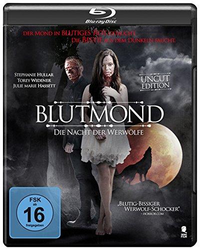 Bild von Blutmond: Die Nacht der Werwölfe (Uncut) [Blu-ray]