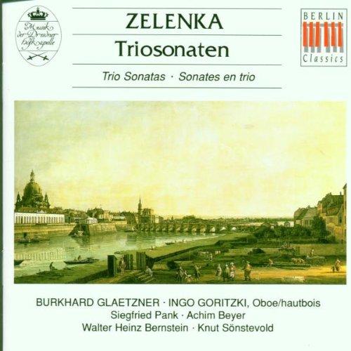 Zelenka Sonates En Trio [Import anglais]