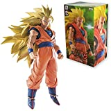 DRAGONBALL Z Figuren Sammler - SUPER SAIYAN 3 SON GOKOU (GOKU) 16cm - Colosseum SCultures BIG 6 Vol.5 Banpresto